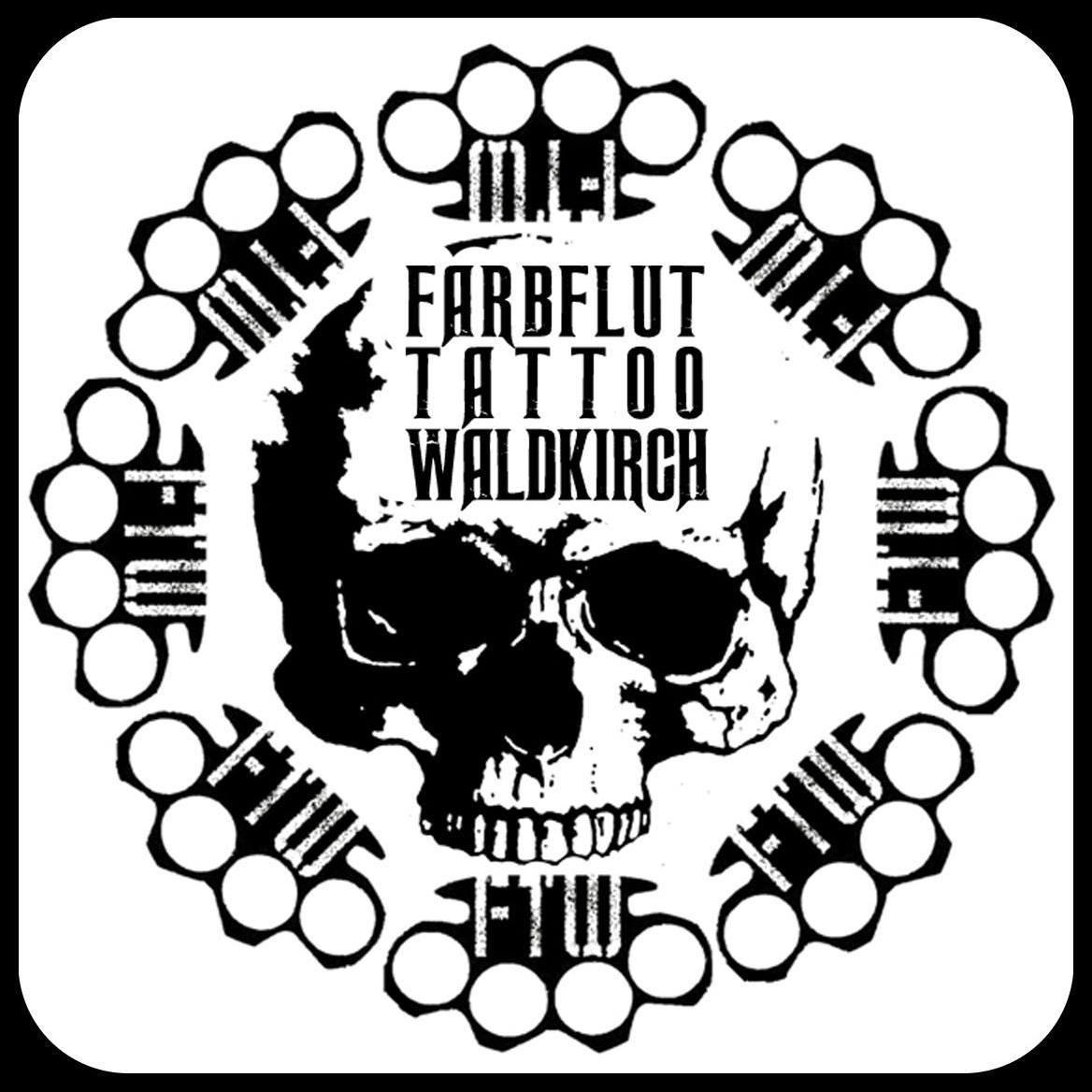 Farbflut Tattoo